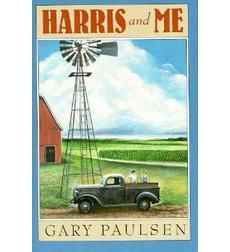 Harris and Me by Gary Paulsen I have loved every Gary Paulsen I've read.  This one had me laughing until I cried!