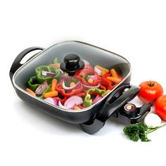 12-inch Electric Skillet
