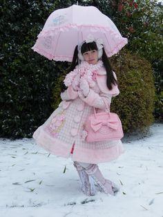 Winter Sweet Lolita!