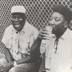 howlin' wolf and muddy waters