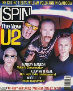 Spin March 1997