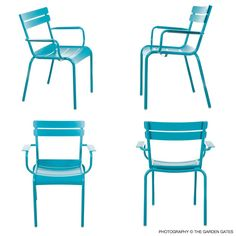 Fermob Luxembourg Stacking Armchair