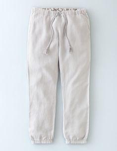 Linen Tassle Trouser