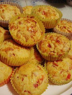 Schinken - Käse - Muffins, ein tolles Rezept aus der Kategorie Kuchen. Bewertungen: 54. Durchschnitt: Ø 4,1.