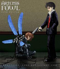 876 Best Artemis Fowl Images Mythology Artemis Fowl Lollipops