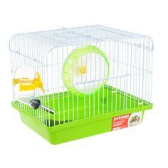 Петмакс Клетка для мелких грызунов FREDO 23х17х25 см