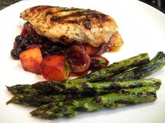 Food: Dont be chicken to jazz up poultry with fruit