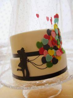 Tort ślubny: M+R