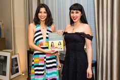 Celebrating the US release of Good + Simple in New York! Hemsley And Hemsley, New York City, Strapless Dress, Fancy, Healthy Recipes, Celebrities, Jasmine, Meet, Drink