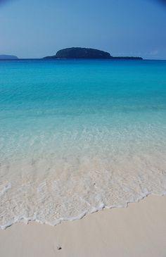 Champagne Beach - Vanuatu we are going there Helen !!