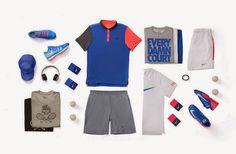 網球場的路上。to the tennis court: 球星們與美網的網球服 - 2014 Nike tennis players US Open outfits