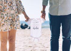 New Baby Announcement Beach Maternity Pictures Ideas Beach Pregnancy Announcement, It's A Boy Announcement, New Baby Announcements, Pregnancy Photos, Baby Photos, Beach Maternity Pictures, Maternity Photography, Beach Photography, Photography Ideas