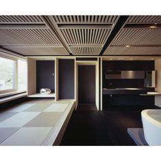 Asian Architecture, Interior Architecture, Interior And Exterior, Interior Design, Japanese Modern, Japanese House, Japanese Style Bathroom, Tatami Room, Japan Interior