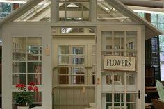 Build A Greenhouse From Old Windows & Doors  -- Don't miss out! Follow DIY Fun Ideas on facebook: https://www.facebook.com/DIYFunIdeas