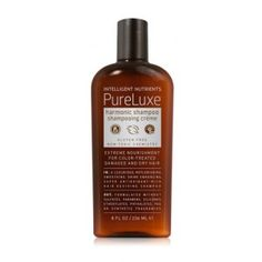    Harmonic PureLuxe™ Shampoo – 8oz - $19    A multi-functional daily use shampoo that is anti-aging, antioxidant rich, volumizing, super smooth, non-frizzy, scalp and hair nourishing, non-toxic and colour safe. Formulated without sulfates, parabens, silicones, ethoxylates, PEG, phthalates, and synthetic fragrances. Ideal for use on every hair type, this invigorating shampoo rids hair of build-up, revealing hair in its cleanest, purest form.