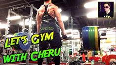 170kg / 374lb DOUBLE OVERHAND STRAPLESS DEADLIFT - Let's Gym with Cheru