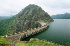 Idduki Dam, Periyar.