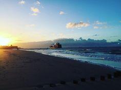#Goodmorning #Vlissingen #PZCfoto It's beautiful this morning @zeeland_opdekaart @lovezeeland