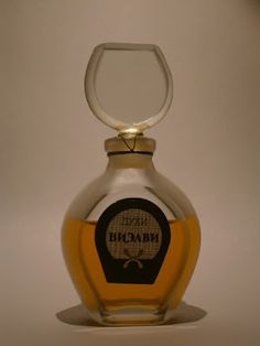 "soviet perfume: ""Визави"", Северное сияние"