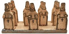 Learn about the history of santos, or hand-carved figurines of saints. They are among Puerto Rico's most beautiful arts and crafts. Puerto Rican Slang, Puerto Rico, Art And Craft Design, Community Art, Hand Carved, Places To Visit, Arts And Crafts, Carving, History