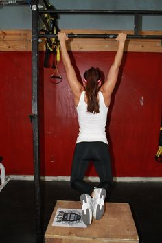 Getting Your First Strict Pull-up