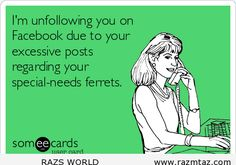 I'M UNFOLLOWING YOU AND FACEBOOK ... - http://www.razmtaz.com/im-unfollowing-you-and-facebook/