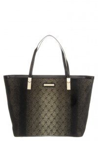 Paris Hilton - NEON STAR GOLDEN BLACK (46 cm) - Handtasche - schwarz
