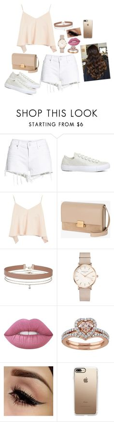 """Sem título"" by belinhabela on Polyvore featuring moda, Hudson Jeans, Converse, Topshop, Yves Saint Laurent, Miss Selfridge, ROSEFIELD e Casetify"