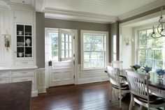 Woodland Addition & Renovation - traditional - Dining Room - Minneapolis - Yunker Associates Architecture