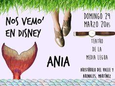 En el Teatro de la Media Legua, Martínez
