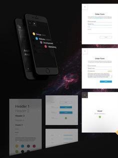 ΛNVI™ — Digital Agency on Behance