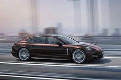 A Porsche acaba de lançar no Brasil a segunda geração do esportivo Panamera nas versões 4S e Turbo. Leia mais...