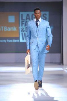 GTBank Lagos Fashion & Design Week 2013 Mai Atafo