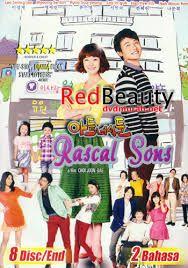 [TV Series] Rascal sons (아들 녀석들) / DVD RASCAL [KOREAN]