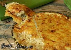 Cartofi gratinati Pizza, Cheese, Food, Meals, Yemek, Eten