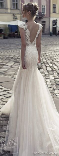 Wedding Dress - Noya by Riki Dalal Bridal 2018 Shakespeare Collection #weddingdress #bridalgown #bridal #bride #wedding