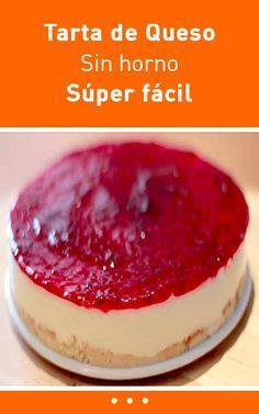 159 Best Sin Horno images in 2020 No Bake Desserts, Easy Desserts, Dessert Recipes, Easy Cheesecake Recipes, Mini Cheesecakes, Mini Cakes, Yummy Cakes, Sweet Recipes, Bakery