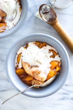 Sweet Peach Cobbler