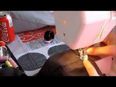 Coudre un ourlet de pantalon comme une pro avec la Silvercrest - Couture - YouTube