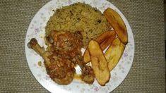 Comida muy casera de domingo arroz de verduras y pollo sudado Sausage, Tacos, Beef, Chicken, Ethnic Recipes, Food, Google, Gourmet, Spinach