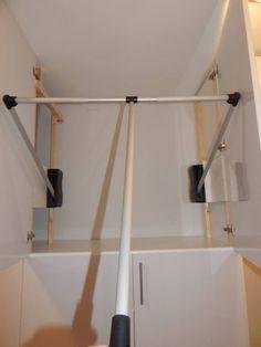 Panellakás felújítás - 53 nm-es panel felújítás előtt és után! - Lakások - Otthon Wardrobe Rack, Furniture, Design, Home Decor, Decoration Home, Room Decor, Home Furnishings, Home Interior Design