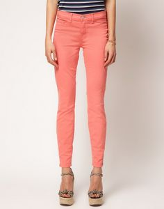 Coral Spring/ Summer 2013 Fashion Trends
