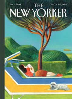 Lorenzo Mattotti | The New Yorker Covers