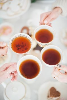 Elegant afternoon tea party for the ladies in your life