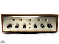Scott LK-30 tube amplifier. www.aeaaudio.com #audiophile #tubeamp High End Audio, Audio Equipment, Audiophile, Fisher, Tube, Electronics, Music, Vintage, Musica