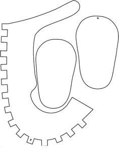 Risultati immagini per gomma crepla cartamodelli