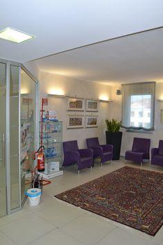 Accoglienza studio dentistico