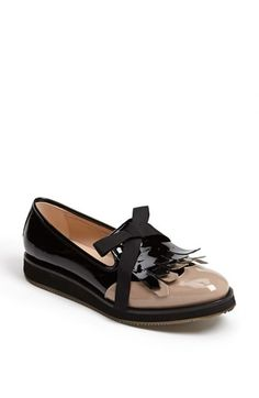 Sweet Ballerina Patent Leather Loafer available at #Nordstrom