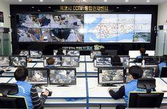 목포시 CCTV통합관제센터, 안전 지킴이로 발돋움