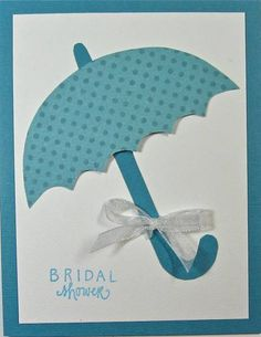 Bridal Shower Umbrella